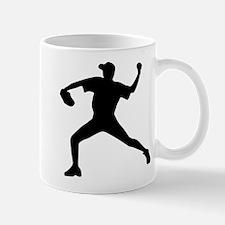 Baseball - Pitcher Mug