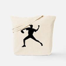 Baseball - Pitcher Tote Bag