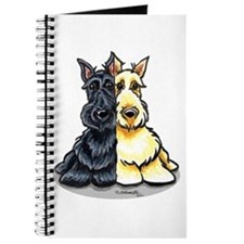 Black Wheaten Scottie Journal