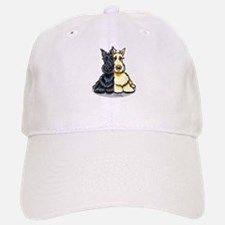 Black Wheaten Scottie Baseball Baseball Cap