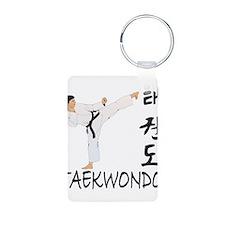 Taekwondo Keychains