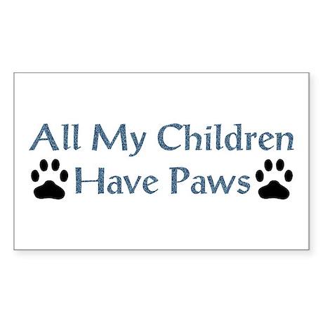pawkids3 Sticker