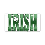 Irish License Plates