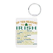 Top reasons to be Irish Keychains