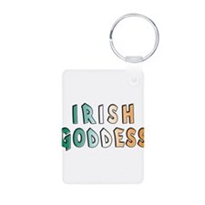 Irish Goddess Keychains