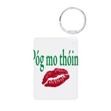 Kiss My Irish ASS Keychains
