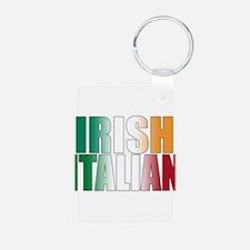Irish Italian Keychains