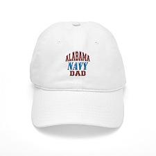 Alabama Navy Baseball Cap
