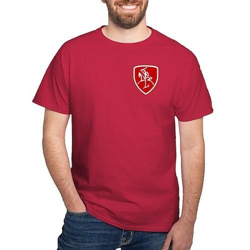 Red Vytis T-Shirt