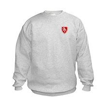 Red Vytis Sweatshirt