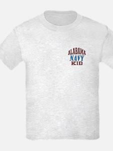 Alabama Navy T-Shirt