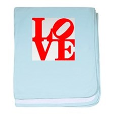 Love baby blanket