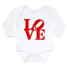 Love Onesie Romper Suit