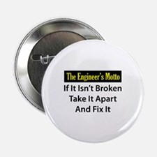 "Engineer's Motto 2.25"" Button (10 pack)"