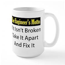 Engineer's Motto Ceramic Mugs