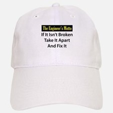 Engineer's Motto Cap