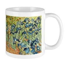 Vincent in the Irises Mug