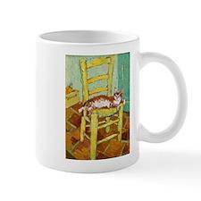 Yellow Chair Mug