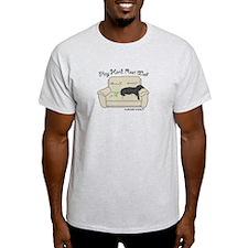 Black Lab - Play Hard T-Shirt