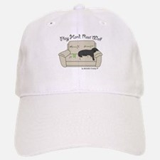 Black Lab - Play Hard Baseball Baseball Cap