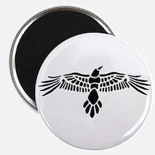 Funny Raven Magnet