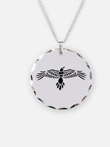 Cute Raven Necklace