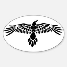 Funny Raven Decal