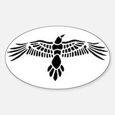 Unique Raven Decal