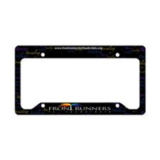 Frontrunners Fort Lauderdale License Plate Holder