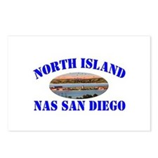 North Island Postcards (Package of 8)