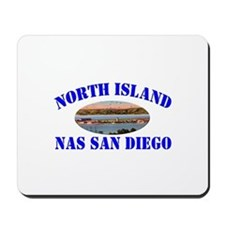 North Island Mousepad