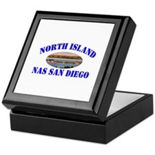 North Island Keepsake Box