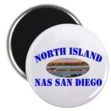"""North Island 2.25"""" Magnet (100 pack)"""