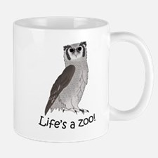 Milky Eagle Owl Mug