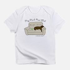 Chocolate Lab - Play Hard Infant T-Shirt