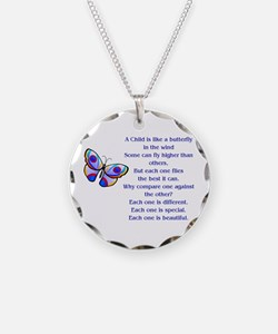 Cute Adhd children Necklace