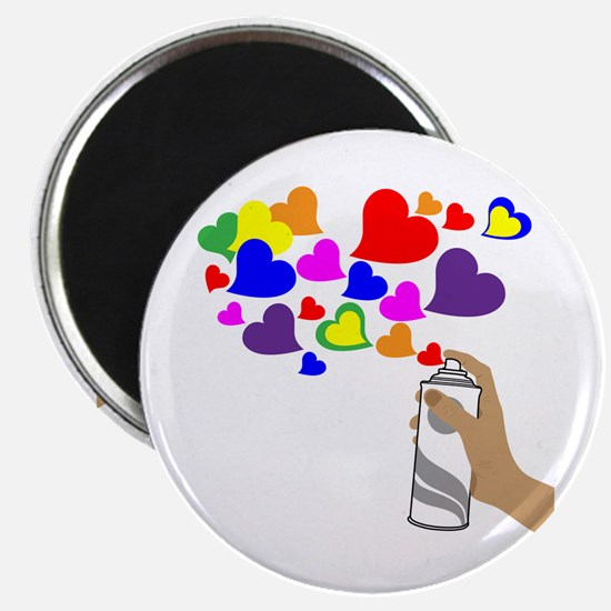Love Spray Magnet
