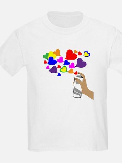 Love Spray T-Shirt
