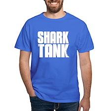 Shark Tank Stack Logo Dark T-Shirt