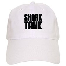 Shark Tank Stack Logo Baseball Cap