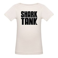 Shark Tank Stack Logo Organic Baby T-Shirt