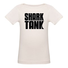 Shark Tank Stack Logo Tee