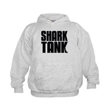 Shark Tank Stack Logo Kids Hoodie