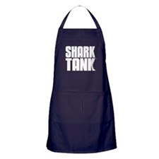 Shark Tank Stack Logo Apron (dark)