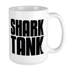 Shark Tank Stack Logo Large Mug