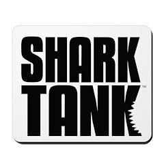 Shark Tank Stack Logo Mousepad