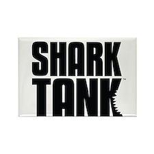 Shark Tank Stack Logo Rectangle Magnet