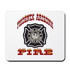 Phoenix Fire Department Mousepad