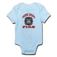 Phoenix Fire Department Infant Bodysuit