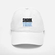 Shark Tank Blue Logo Baseball Baseball Cap